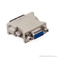 Đầu nối DVI to VGA