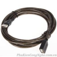 Cáp nối dài USB 3m chính hãng Unitek Y-C417A