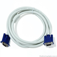 Cáp VGA 15m trắng