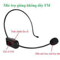 Micro trợ giảng không dây FM
