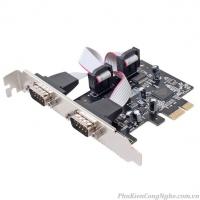 Card chuyển đổi PCI Express to Com