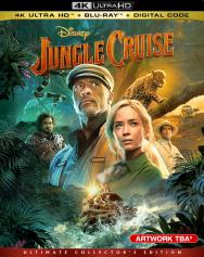 Jungle Cruise 2021 Thám Hiểm Rừng Xanh