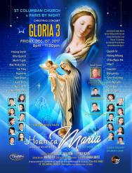 Gloria 3 : Hoan Ca Maria