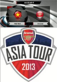 Giao Hữu Quốc Tế Việt Nam vs Arsenal (19h:15 – 17 – 07 – 2013) ()
