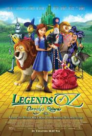Huyền Thoại Xứ Oz – Sự Trở về của Dorothy (2013)