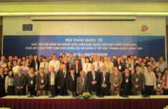 Tranh chấp chủ quyền tại Biển Đông: Lịch sử, Địa chính trị và Luật pháp quốc tế