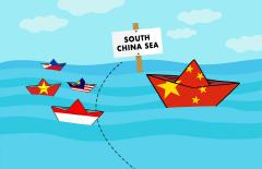 Lợi dụng đại dịch Covid 19, Trung Quốc hành động cứng rắn ở Biển Đông