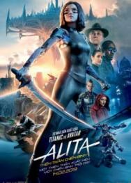Alita: Thiên Thần Chiến Binh (2018)