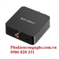 Bộ chuyển đổi Quang + Coaxial to RCA chính hãng Ugreen 30523