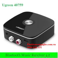 Bluetooth 4.2 Audio kết nối Loa, Amply, Điện thoại chính hãng Ugreen 40759